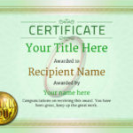 Free Rugby Certificate Templates – Add Printable Badges & Medals Inside Rugby Certificate Template