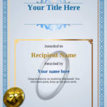 Free Rugby Certificate Templates – Add Printable Badges & Medals Pertaining To Fresh Rugby League Certificate Templates