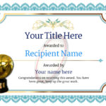 Free Rugby Certificate Templates – Add Printable Badges & Medals Within Rugby League Certificate Templates