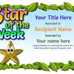 Free School Certificate Templates – Add Printable Badges Throughout New Free School Certificate Templates