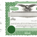 Free Stock Certificate Template ~ Addictionary Pertaining To Best Free Stock Certificate Template Download
