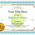 Free Tennis Certificate Templates - Add Printable Badges for Tennis Certificate Template