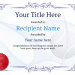 Free Tennis Certificate Templates – Add Printable Badges In Table Tennis Certificate Template Free