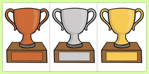 Free! - Trophy Templates - Primary Resources - Twinkl inside Best Netball Certificate Templates Free 17 Concepts