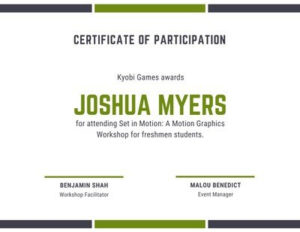 Free Workshop Certificates Templates To Customize   Canva throughout Workshop Certificate Template