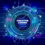 Futuristic Templates Free - Graphic Design Template | Crello in Quality Free 9 Smart Robotics Certificate Template Designs