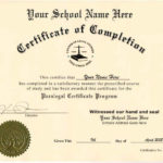 Ged Certificate Template Download Ged Certificate Template throughout Fresh Ged Certificate Template Download