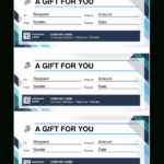 Gift Certificates (Three Per Page) Inside Best Free 10 Fitness Gift Certificate Template Ideas