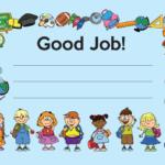 Good Job Certificate Template (2) – Templates Example Inside Best Great Work Certificate Template
