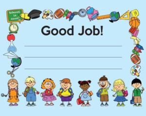 Good Job Certificate Template (2) – Templates Example regarding New Good Job Certificate Template