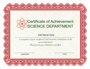 Graduation Certificate Templates – Customize With Iclicknprint with Science Achievement Certificate Template Ideas