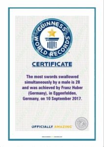 Guinness World Record Certificate Template (6 with regard to Guinness World Record Certificate Template