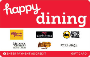 Happy Dining Gift Card | Giftcards intended for New Restaurant Gift Certificates New York City Free