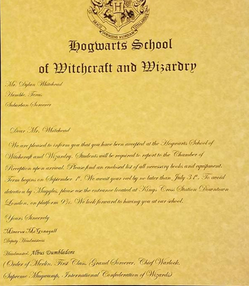 Hogwarts Certificate Template: 10 Templates To Motivate And throughout Harry Potter Certificate Template