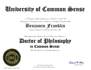 Honorary Doctorate Certificate Template 7 – Best Templates in Doctorate Certificate Template
