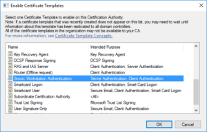 How To Create And Manage Windows Ssl Certificate Templates within Quality Certificate Authority Templates