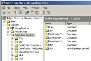 How To Re-Install The Default Certificate Templates? – Pki with Fresh Active Directory Certificate Templates