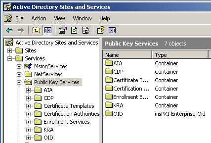 How To Re-Install The Default Certificate Templates? - Pki with Fresh Active Directory Certificate Templates