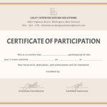 International Conference Certificate Templates (8 Inside Quality International Conference Certificate Templates