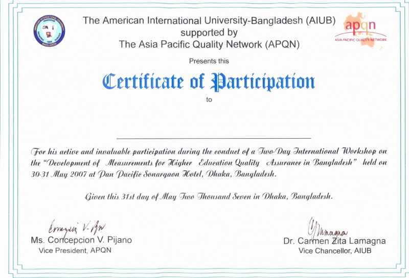 International Conference Certificate Templates Awesome 15 in Quality International Conference Certificate Templates