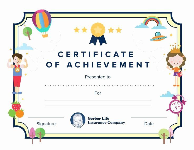 Job Well Done Certificate New Show Your Child How Proud You in Job Well Done Certificate Template 8 Funny Concepts