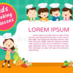 Kids Cooking Class Certificate Stock Illustrations – 40 Kids Inside Best Certificate Of Cooking 7 Template Choices Free