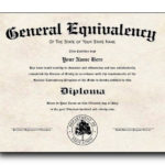 Las Vegas Outreach Wish List - Shop Registry | Deposit A with regard to Unique Ged Certificate Template