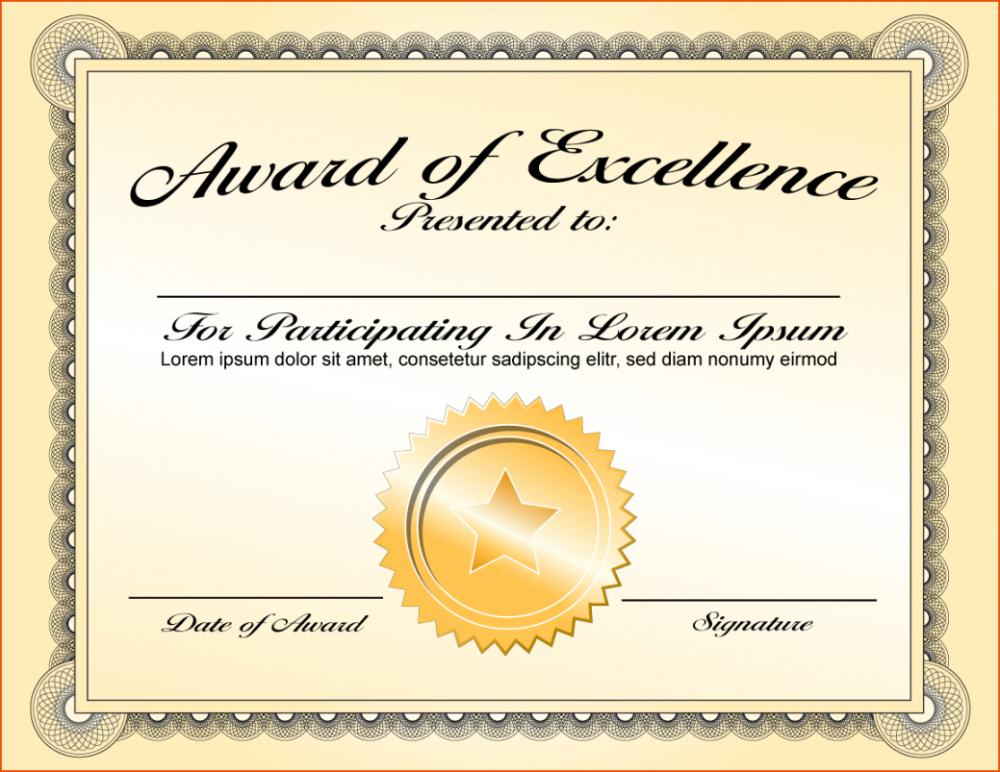 Life Saving Award Certificate Template Regarding Life Savin pertaining to Life Saving Award Certificate Template