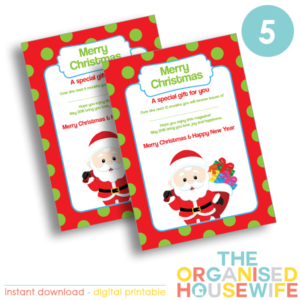 Magazine Subscription + Gift Certificate – The Organised intended for Magazine Subscription Gift Certificate Template
