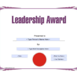 Manager Of The Month Certificate Template (1) - Templates intended for Fresh Manager Of The Month Certificate Template