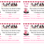 Mary Kay Flyers Templates. .Printable Mary Kay Party Within New Mary Kay Gift Certificate Template