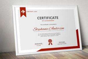 Modern Ms Word Certificate Template | Certificate Design regarding Unique Microsoft Word Certificate Templates