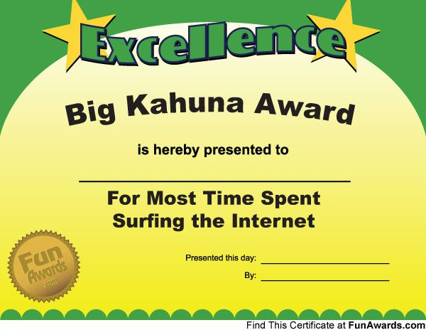 Most Likely To Awards - Funny Award Ideas | Funny Employee with regard to Fresh Most Likely To Certificate Template 9 Ideas