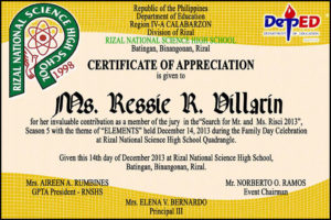 Mr. And Ms. Risci 2013 Certificate Templates On Behance with regard to Pageant Certificate Template