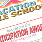 My Fashionable Designs: Free Printable: Vacation Bible Throughout Quality Vbs Certificate Template