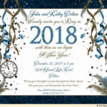 New Years Eve Invitations Template Fresh New Years Eve With Happy New Year Certificate Template Free 2019 Ideas