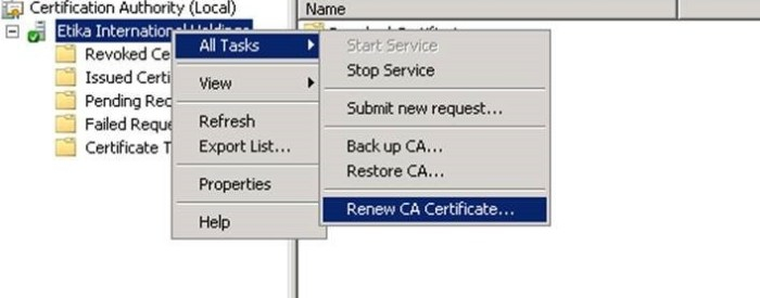 No Certificate Templates Could Be Found (2) - Templates within No Certificate Templates Could Be Found