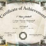Noble Master Developer'S Blog » Championship Tournament In Certificate Of Championship
