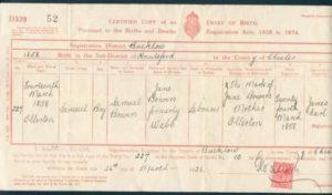 Novelty Birth Certificate Template | Birth Certificate throughout Birth Certificate Template Uk