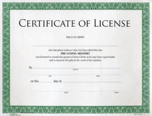 Pin On Certificate Templates in Certificate Of License Template