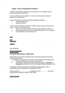 Pin On Certificate Templates regarding Certificate Of Substantial Completion Template