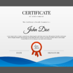 Pin On Certificate Templates Regarding Fresh Boot Camp Certificate Template