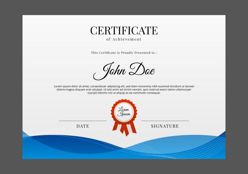 Pin On Certificate Templates regarding Fresh Boot Camp Certificate Template
