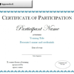 Pin On Dbt Regarding Quality Conference Participation Certificate Template