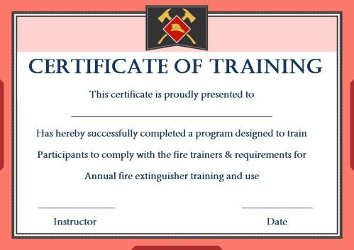Pin On Fold Intended For Unique Fire Extinguisher Training Certificate