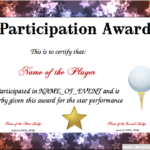 Pin On Free Sports Certificates Inside Table Tennis Certificate Templates Free 10 Designs