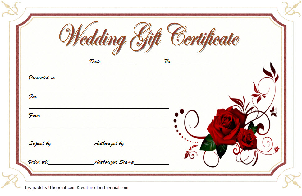 Pin On Gift Certificate Template Word with regard to Baby Shower Gift Certificate Template Free 7 Ideas