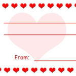 Pin On Gift Giving Intended For New Valentine Gift Certificate Template