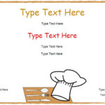 Pin On Nutrition Activities For Kids Pertaining To Best Cooking Competition Certificate Templates