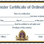 Pin On Spiritual Art pertaining to Free Ordination Certificate Template